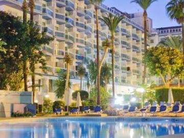 Hotel Palmasol *** Benalmadena
